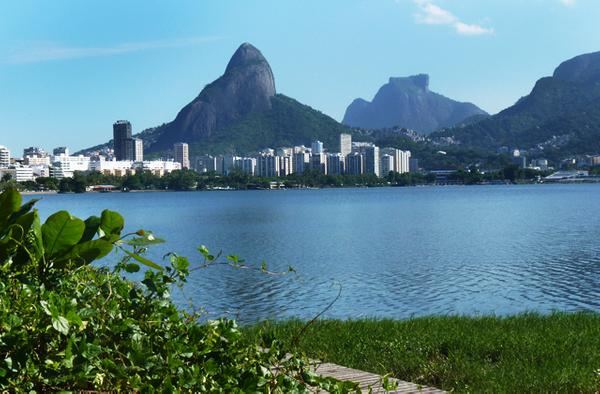 Rodrigo Lagoon, Rio
