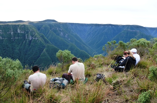 Guides of the Canyon Trekking in South Brazil