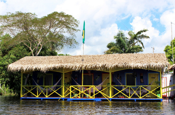 Manati Lodge, Amazon Rainforest