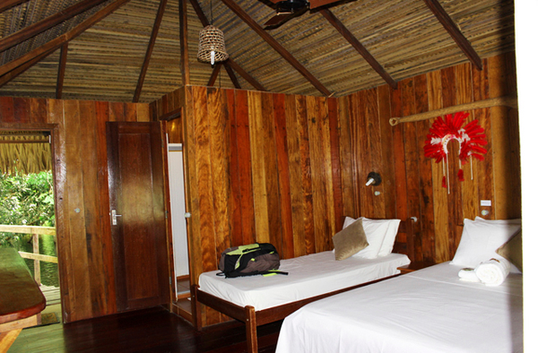 Room at Juma Lodge
