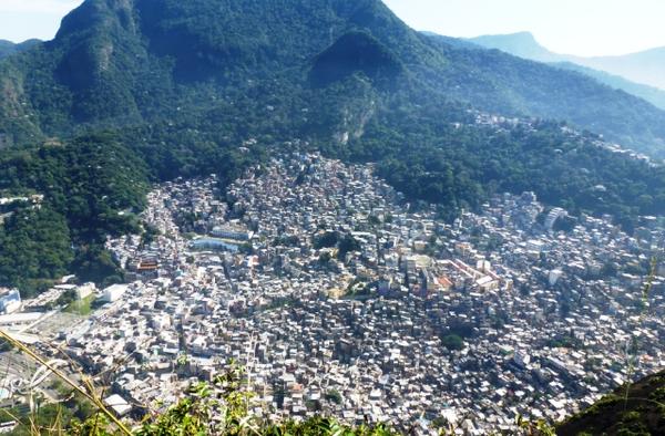 Favela Rocinha, Rio