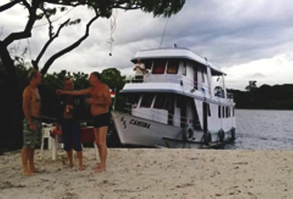 Manati Boat