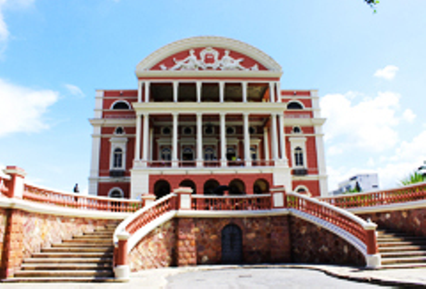 Amazon theatre of Manaus