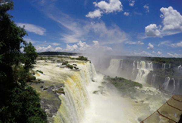 Chûtes d'Iguaçu, Brésil