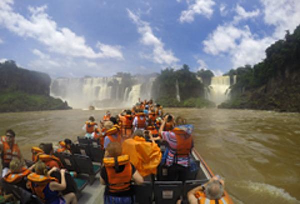 Iguaçu Gran Aventura Zodiac