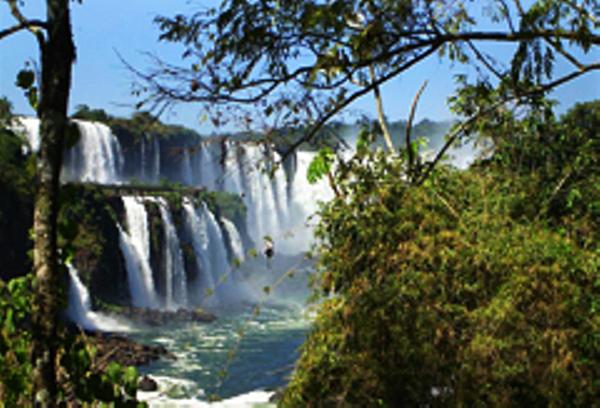 Iguaçu côté Argentine