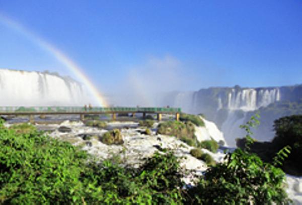 Iguaçu sky view