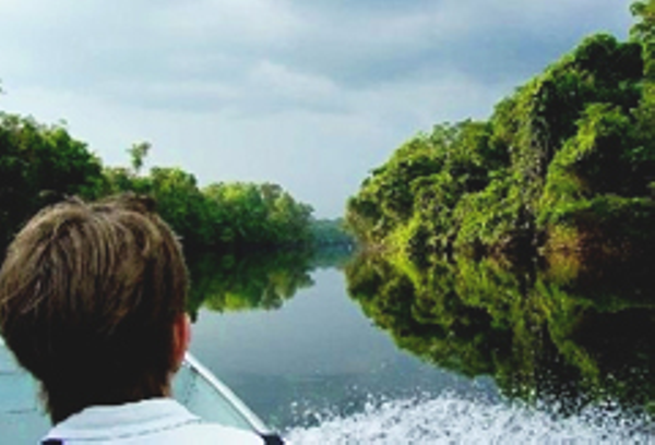 Boat trip Alta Floresta