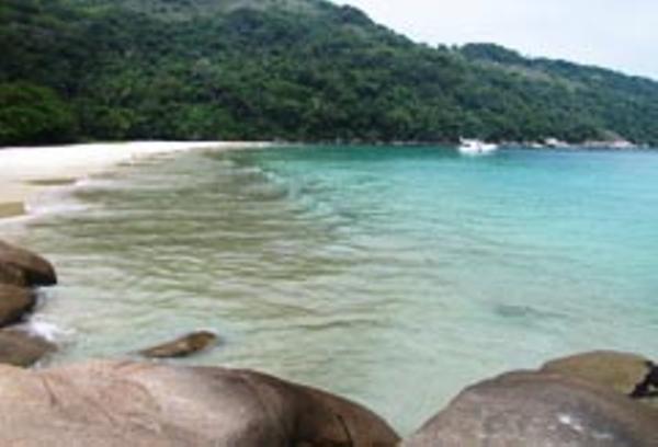 Rio Ilha Grande Beach
