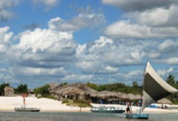 Beach in Jericoacoara