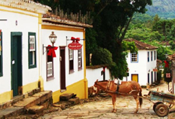Tiradentes streets