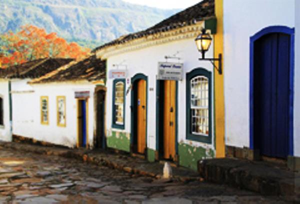 Streets in Tiradentes