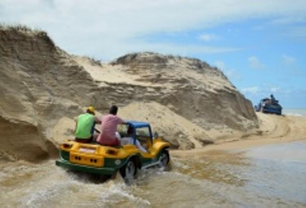 Guajiru - Fortaleza - buggy