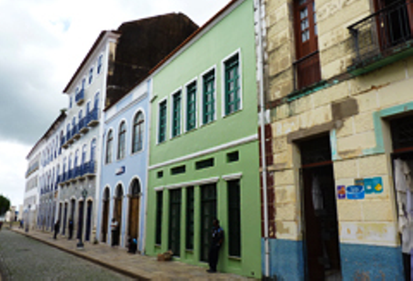 Streets of Sao Luis