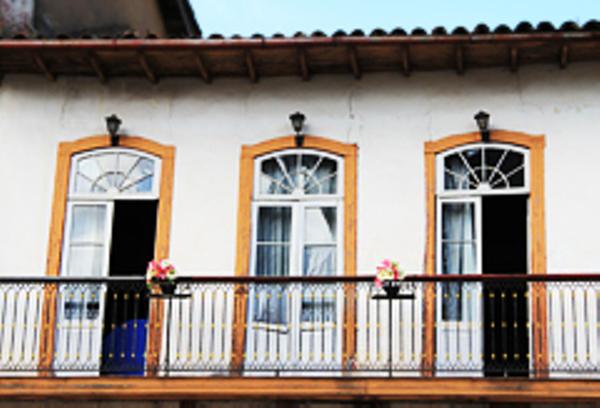 Ouro Preto Architecture