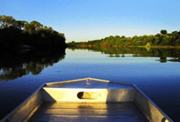 Southern Pantanal Boat