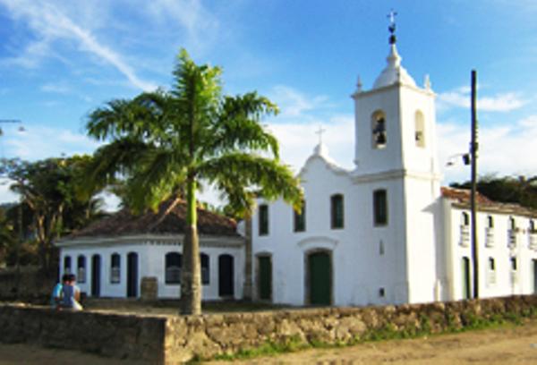 Centre historique, Paraty