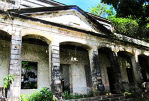 Manaus Paricatuba Ruins