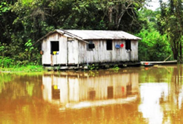 Manaus Rio Solimoes