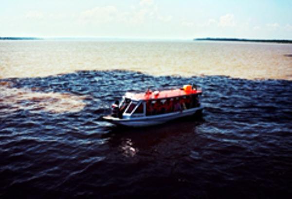 Manaus Boat