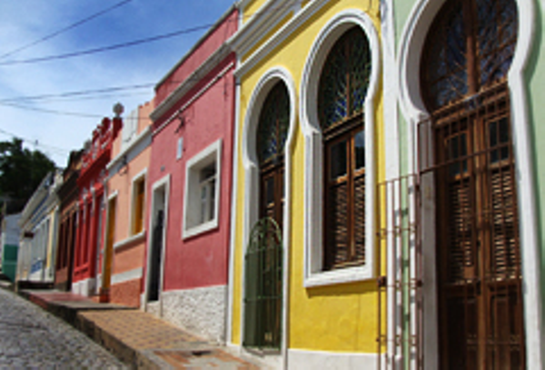 Streets in Olinda, Refice