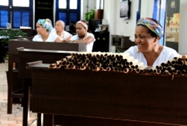 Cigar Factory, Bahia