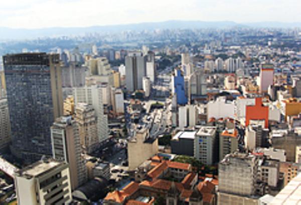 Tour Banespa, Sao Paulo