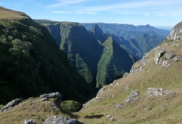 Canyon Trekking, Aparados