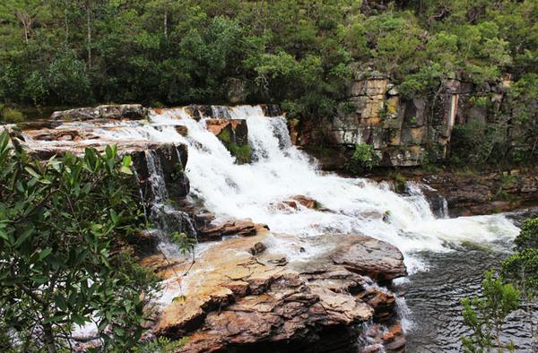 Waterfalls, Chapada dos Veadeiros