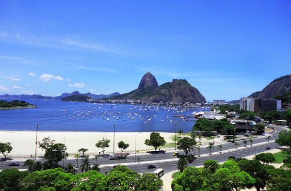 Plage de Botafogo, Rio