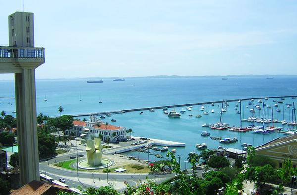 Salvador Bay, Bahia
