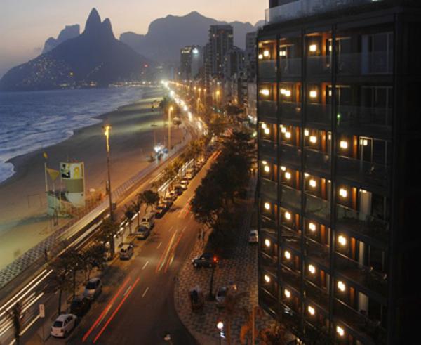 Hôtel Fasano Rio de Janeiro