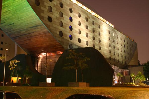 Hôtel Unique à São Paulo