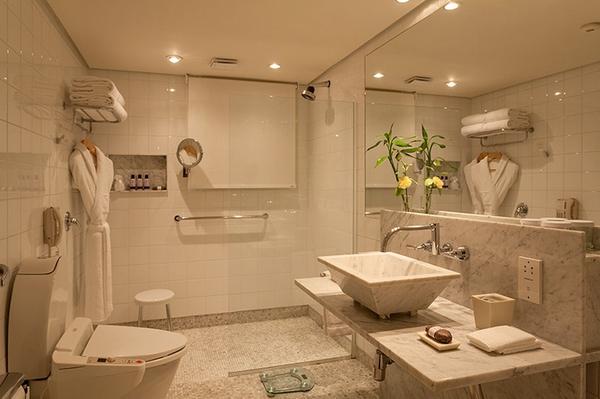Hotel  Emiliano - Salle de bain