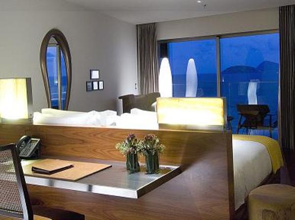 Chambre Luxe avec vue sur la mer, hôtel Fasano