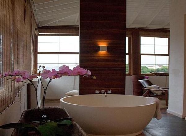 Salle de bain, hôtel Santa Teresa