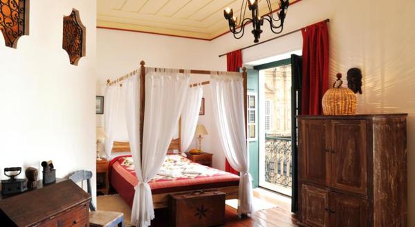Chambre double, Villa Bahia
