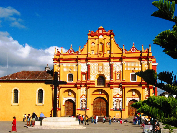 Church - San Cristobal de las Casas