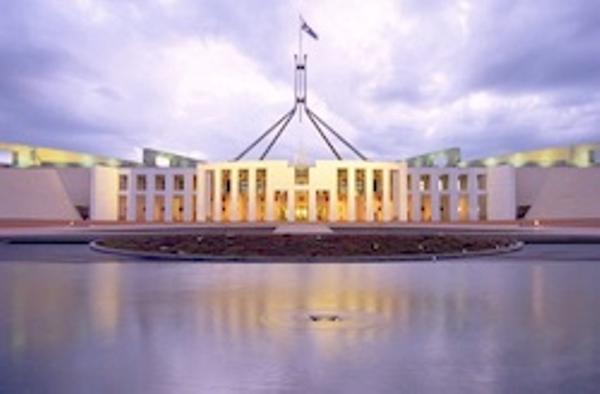 Le Parlement australien