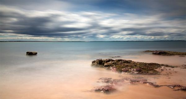 Plage de Phillip Island