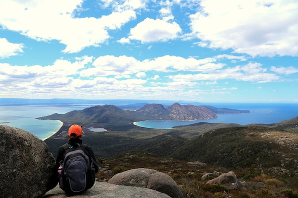 Wineglass Bay Hike